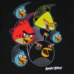 Warp Speed - Angry Birds Youth T-shirt