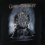 Iron Throne - Game Of Thrones T-shirt