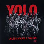 YOLO - Walking Dead T-shirt