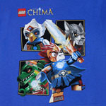 Broken Up - LEGO Chima Juvenile T-shirt