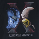Face To Face - Mortal Kombat T-shirt