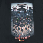 Lost Planet 2 Sheer T-shirt