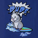 Dude - Zhu Zhu Pets Sheer Girls T-shirt