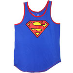 Superman Logo - DC Comics Tank Top