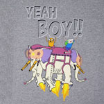 Yeah Boy!! - Adventure Time T-shirt