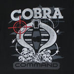 Cobra Command - G.I. Joe Retaliation T-shirt