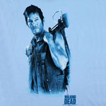 Daryl And His Bow - Walking Dead Sheer Women's T-shirt