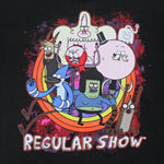 Full Cast - Regular Show Youth T-shirt