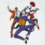Villains Funny Selfie - DC Comics T-shirt