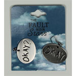 Okay? Okay. - The Fault In Our Stars Earrings