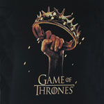Crown Fist - Game Of Thrones Sheer Women&#039;s T-shirt