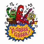 Yo Gabba Gabba! Toddler T-shirt