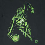 Green Lantern X-ray - DC Comics T-shirt