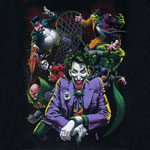 Villians - DC Comics T-shirt