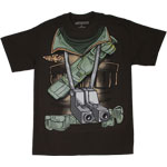 Duke Costume - G.I. Joe T-shirt