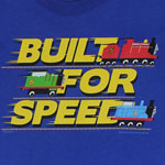 Built For Speed - Thomas The Tank Engine Juvenile And Toddler T-shirt