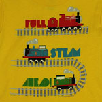 Full Steam Ahead Stencil - Thomas The Tank Engine Juvenile And Toddler T-shirt