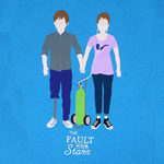 Hand Holding - The Fault In Our Stars Juniors T-shirt
