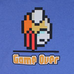 Game Over - Flappy Bird T-shirt