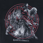 Cover Art - Mortal Kombat T-shirt