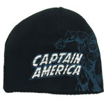 Captain America Reversible Knit Hat