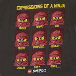 Ninja Expressions - LEGO Ninjago Youth T-shirt
