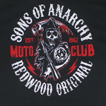 Original Motor Club - Sons Of Anarchy T-shirt
