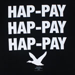 Hap-Pay Hap-Pay Hap-Pay - Duck Dynasty T-shirt