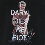 If Daryl Dies We Riot - Walking Dead Sheer Women's T-shirt