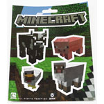 Animals - Minecraft Sticker Pack