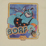 Borf - Space Ace T-shirt