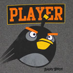 Player - Angry Birds T-shirt