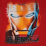 Armored Avenger - Avengers T-shirt