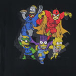 Superheroes - Simpsons T-shirt