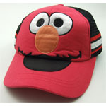 Elmo Face - Sesame Street Women's Trucker Hat