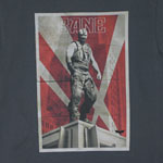 Bane Rooftop - Dark Knight Rises T-shirt