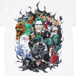 Watercolor Batman - DC Comics T-shirt