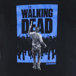 Rick Vs. Walkers - Walking Dead Sheer T-shirt