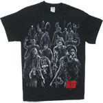 Walkers Attack - Walking Dead T-shirt