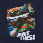 Beat This! - Teenage Mutant Ninja Turtles Juvenile &amp; Youth T-shirt