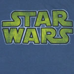 Star Wars Logo - Star Wars Sheer T-shirt