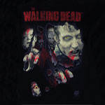 Tearing Through - Walking Dead T-shirt