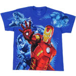 Repulsor Blast - Marvel Comics Youth T-shirt