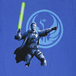 Ven Zallow - Star Wars The Old Republic T-shirt