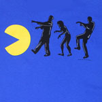 Pac-Man Zombies - Pac-Man T-shirt