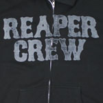 Reaper Crew - Sons Of Anarchy Zip Hooded Sweatshirt
