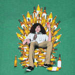 Booze Throne - Workaholics T-shirt