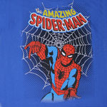 Spiderman Web - Marvel Comics Youth and Juvenile T-shirt