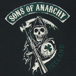 Irish Anarchy - Sons Of Anarchy T-shirt