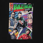 Comic Cover - Big Bang Theory T-shirt